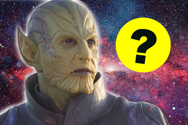 Are You Secretly A Skrull?