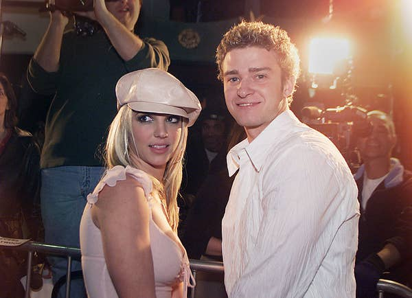 with Britney Spears