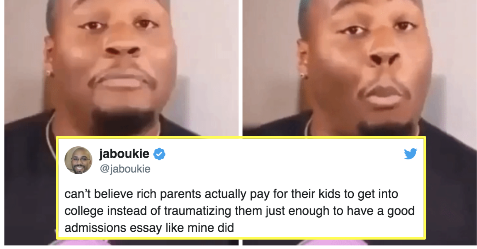"""14 Funny Tweets About This Whole College Admissions Scam That'll Make You Say """"BIG FACTS!"""""""