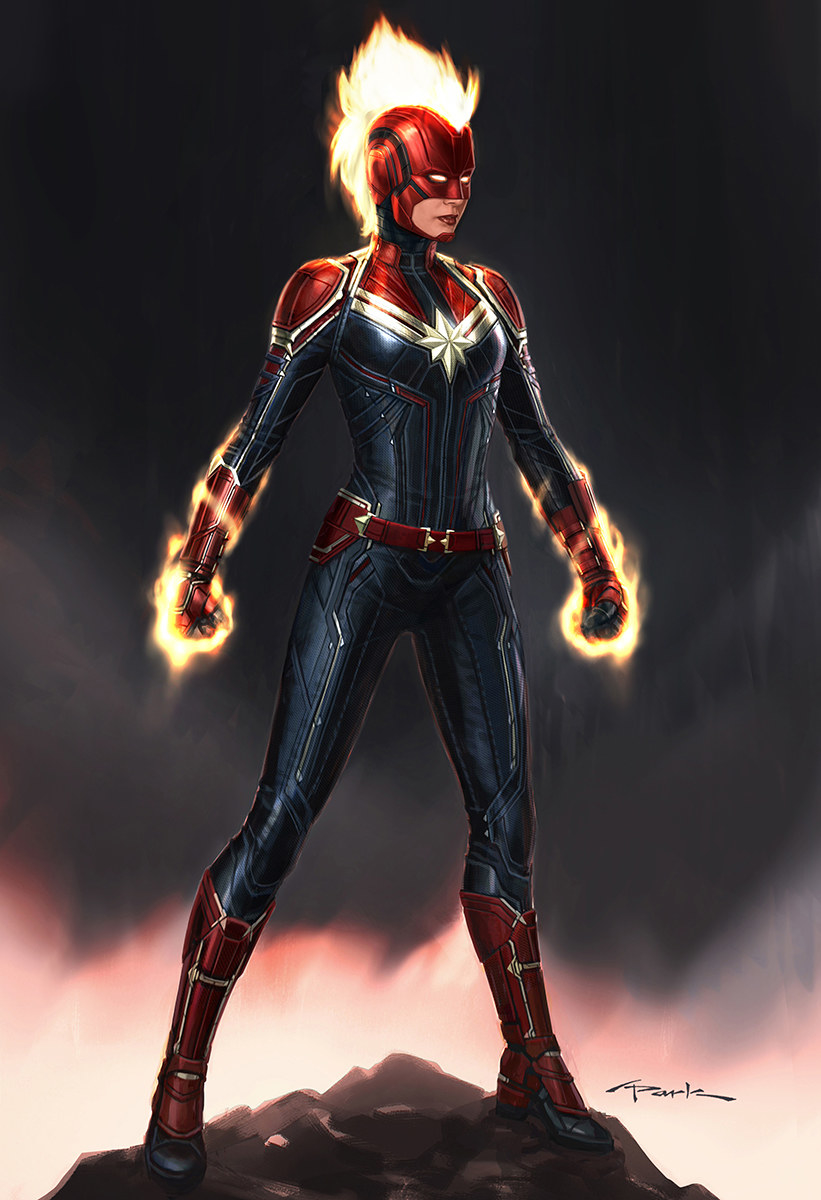 21 Secrets About The Captain Marvel Costumes That Will Make You