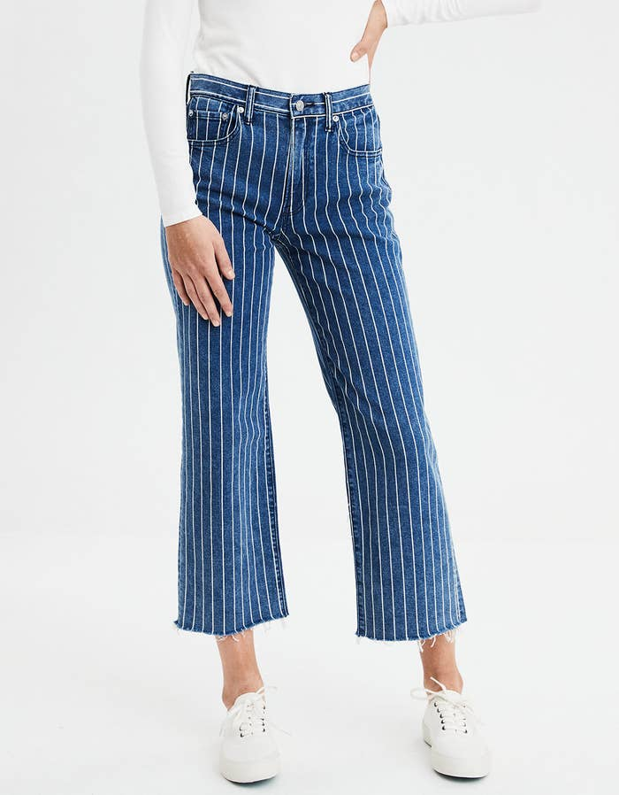 ecc3518b92de The stripes are subtle, so you can wear them with pretty much anything you&#