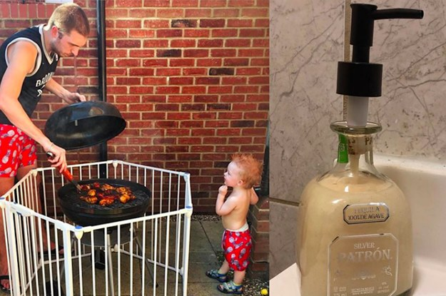 14 Photos That Prove Dads Are Seriously The Most Brilliant Humans Alive