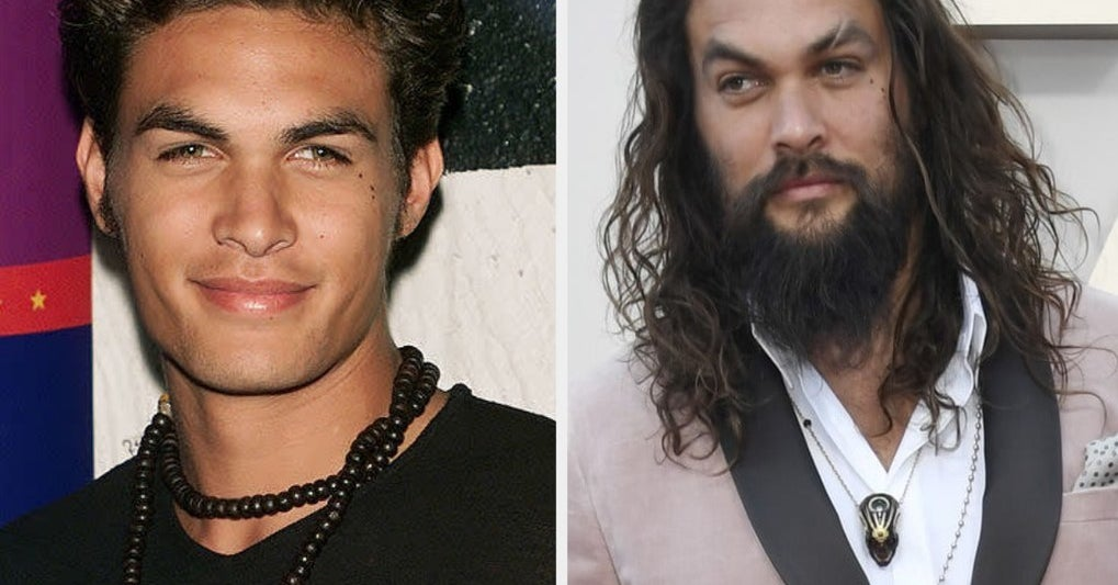 23 Celebrities When They Were 21 Compared To Now
