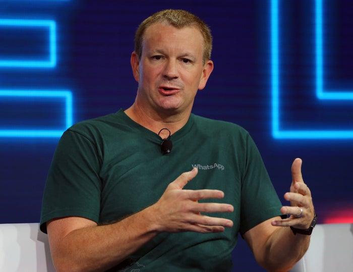 WhatsApp Cofounder Brian Acton