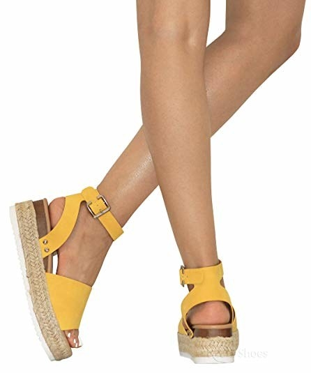 a96092d4ad651 30 Stylish Sandals From Amazon That You'll Actually Want To Wear