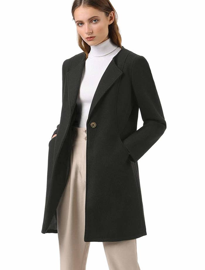 """a46aba96bf3a Promising review: """"I love this coat! The price was awesome. The"""