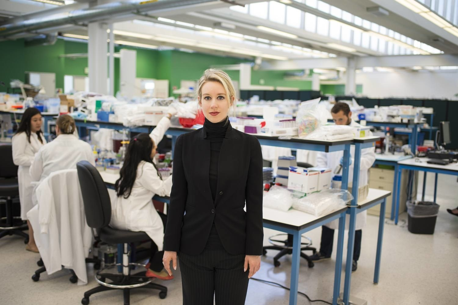 Why Are We So Obsessed With Theranos And Elizabeth Holmes?