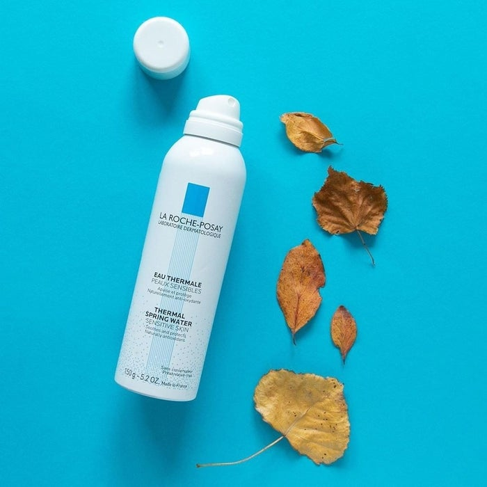 """Promising review: """"As a lingering side effect from past Accutane use, I have chronically dry skin. Accordingly, everything in my routine is all about hydrating and moisturizing my skin. I use serums, oils, creams, and masks with this in mind, but during the day in the wintertime I still find that my skin feels occasionally dry and tight. I LOVE keeping this at my desk at work to spritz on my skin throughout the day when I notice that it's feeling parched. It does a good job of instantly making my skin feel soothed without messing up my makeup. I also quite like bringing it on beach vacations to spray on my face and chest when I feel like cooling off, but don't want to jump into the water."""" —Chicago Book AddictGet it from Amazon for $9.99+ (available in three sizes)."""