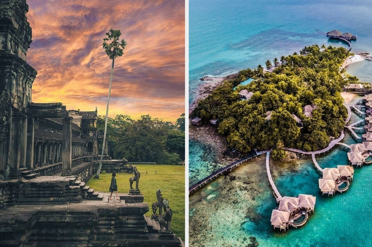 23 Photos Of Cambodia That Will Convince You To Add It To Your Travel List
