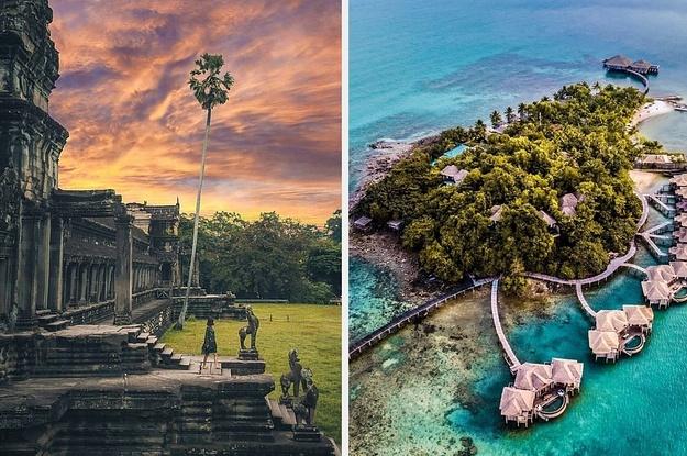 23 Bilder, die dir feuchte Kambodscha-Träume verschaffen
