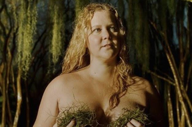 Naked chubby women standing