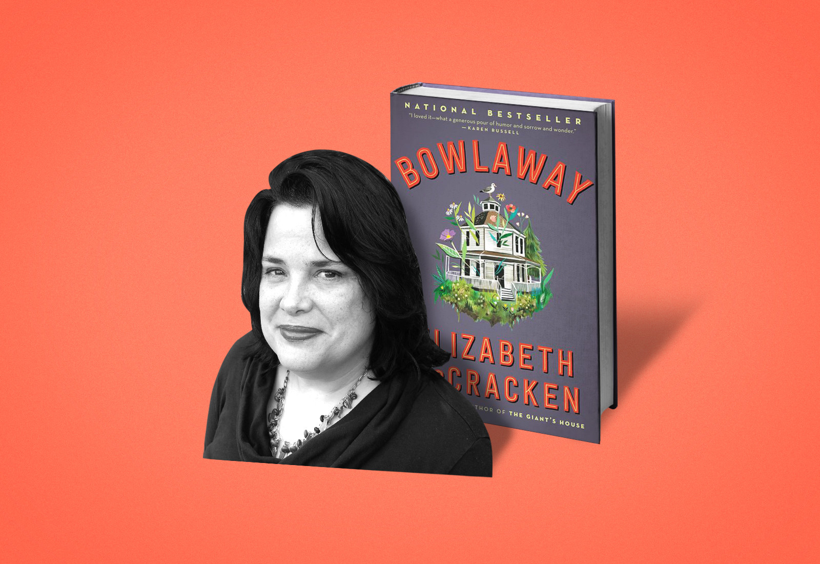 """Elizabeth McCracken's """"Bowlaway"""" Is BuzzFeed Book Club's April Pick. Here's The First Chapter."""