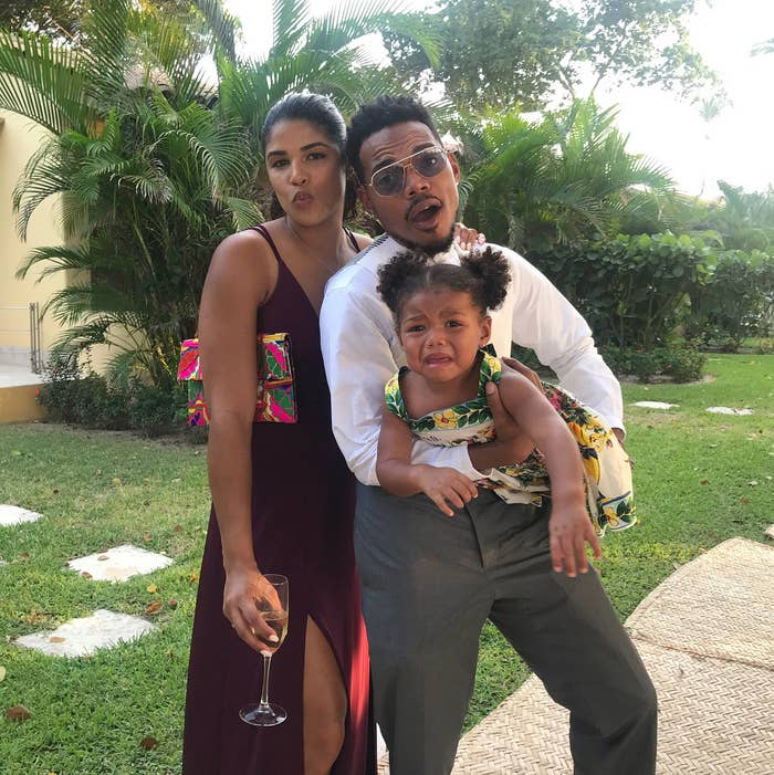 Chance The Rapper And Kirsten Corley Are Pregnant With Baby No  2!