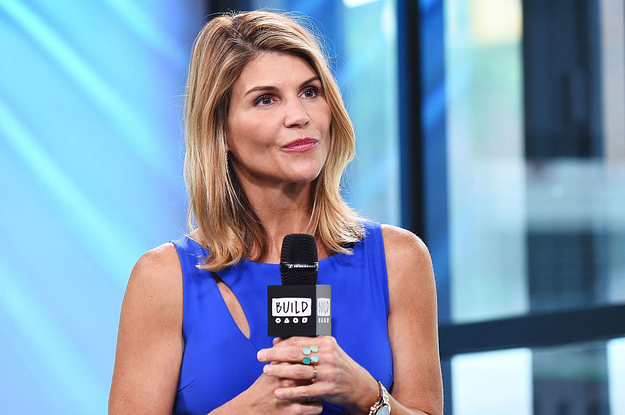 The Hallmark Channel Has Dropped Mainstay Actor Lori Loughlin