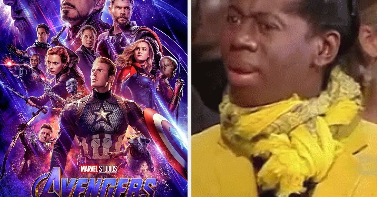"Danai Gurira Was Left Off The ""Endgame"" Poster...And Then Was Added Way Too Late"