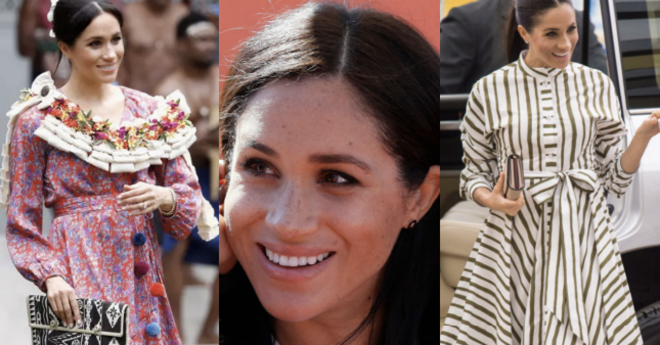 Meghan Markle Won't Be Making Any More Public Appearances Until She Gives Birth, So Here's Her Most Iconic Pregnancy Looks