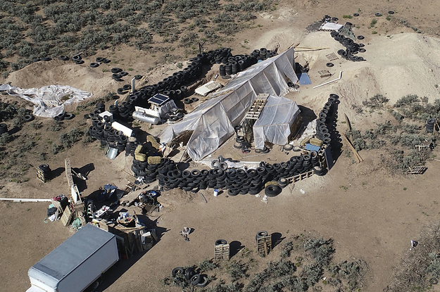 Five People Are Accused Of Planning A Terrorist Attack From Their New Mexico Compound