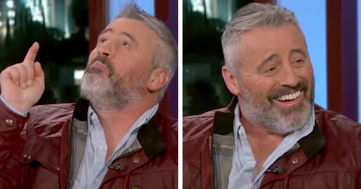 "Matt LeBlanc Revealed David Schwimmer Didn't Like Working With The Monkey On ""Friends"" — And Here's Why"