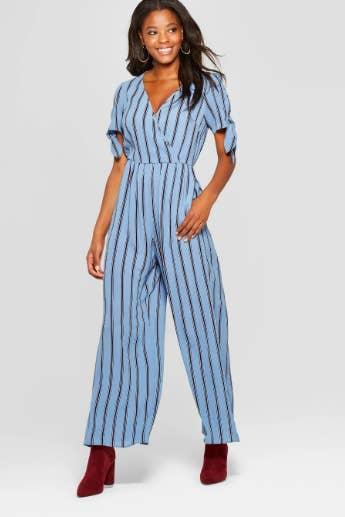 f39fe1258ebe A beyond chic striped jumpsuit you can pretty much wear as many places as  your go-to LBD — work, a party, brunch, a date...the list goes on.