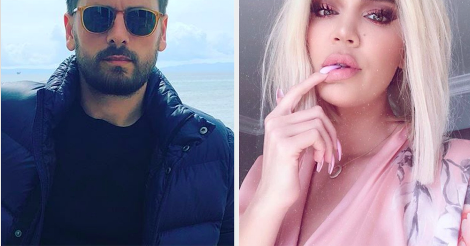 Scott Disick Dedicated A Post To Khloé Kardashian On ~Woman Crush Wednesday~ And Fans Have Thoughts - BuzzFeed