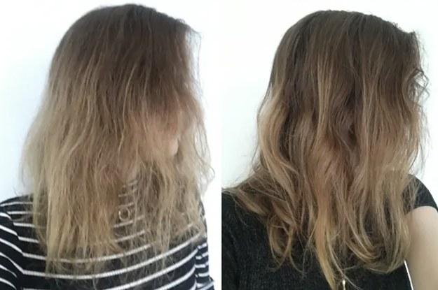 15 Things That'll Treat Heat-Damaged Hair