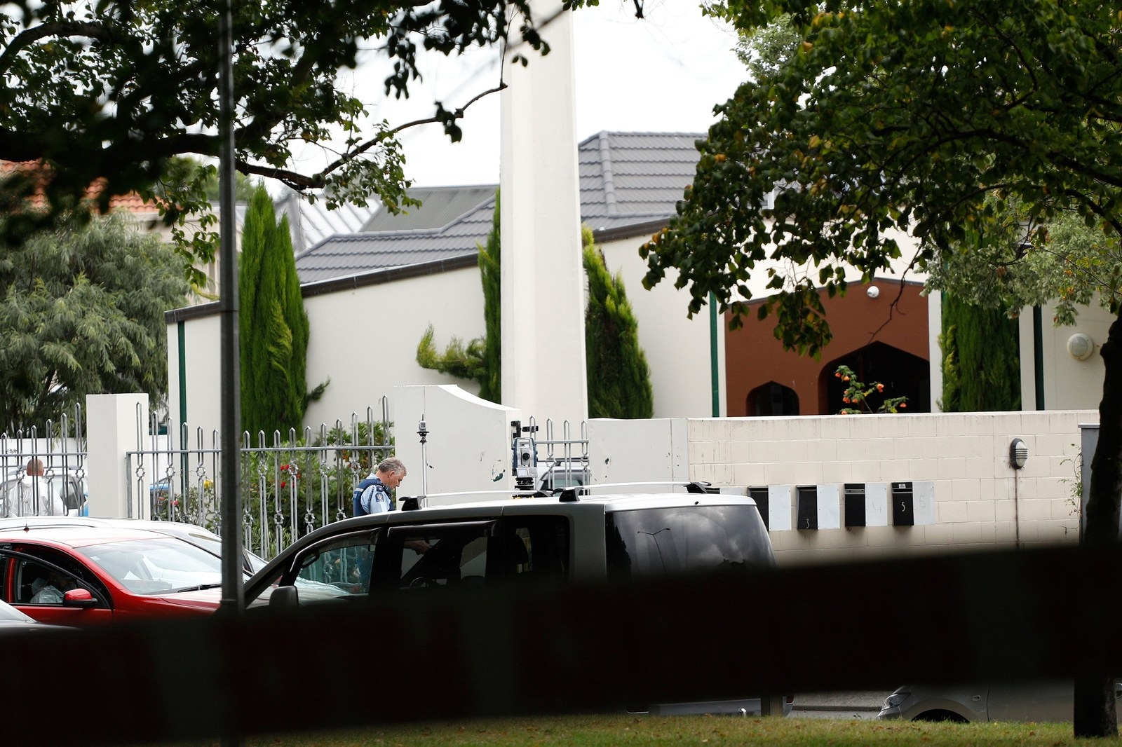 Masjid Christchurch Twitter: The New Zealand Mosque Attacks And The Eerie Absence Of