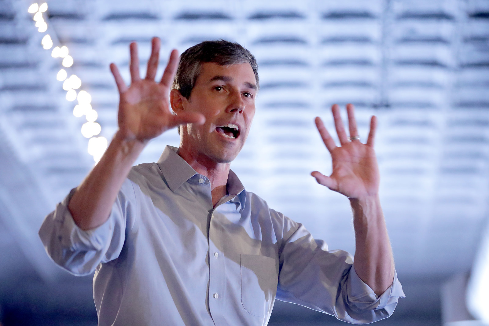 Beto O'Rourke's Young Hacker Days Are A Preview Of Millennial Politicians' Teen Internet Days