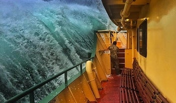 If You Weren't Already Afraid Of The Open Sea, These 23 Pics Will Do The Trick