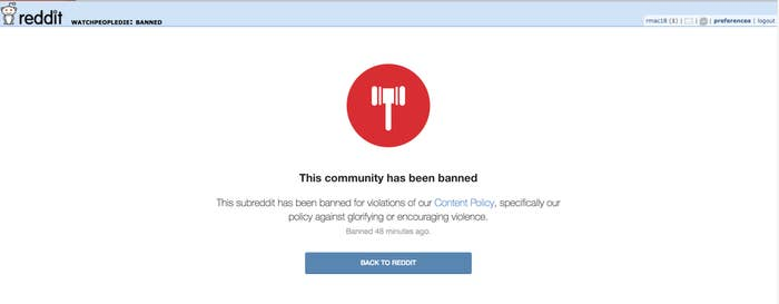 After The Proliferation Of The New Zealand Shooting Video, Reddit