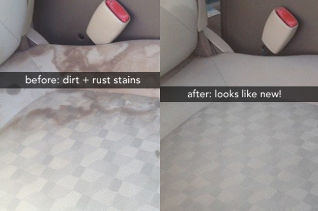 28 Useful Little Tips That'll Actually Keep Your Car Clean And Organized