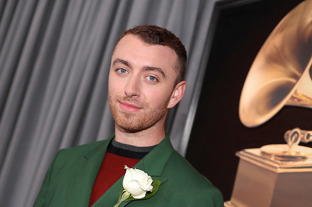 """I Am Not Male Or Female:"" Sam Smith Said He Identifies As Gender Non-Binary"