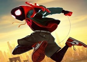 <i>Spider-Man: Into the SpiderVerse</i>
