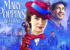 <i>Mary Poppins Returns</i>