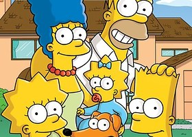 <i>The Simpsons</i>