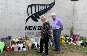 Shooting Attacks At Christchurch, New Zealand, Mosques Have