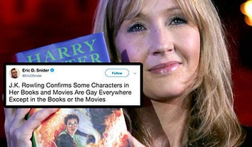 Here's Why JK Rowling Is Facing Backlash For Her Comments On Her Characters' Sexuality