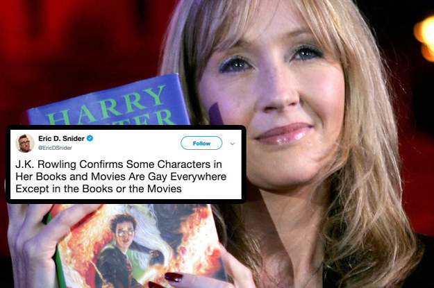 Here's Why JK Rowling Is Facing Backlash For Her Comments On