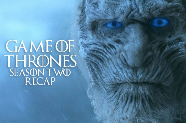 Welcome to my Game of Thrones rewatch! You can check out past rewatches here, but for now it's time to take another look at Season 2...