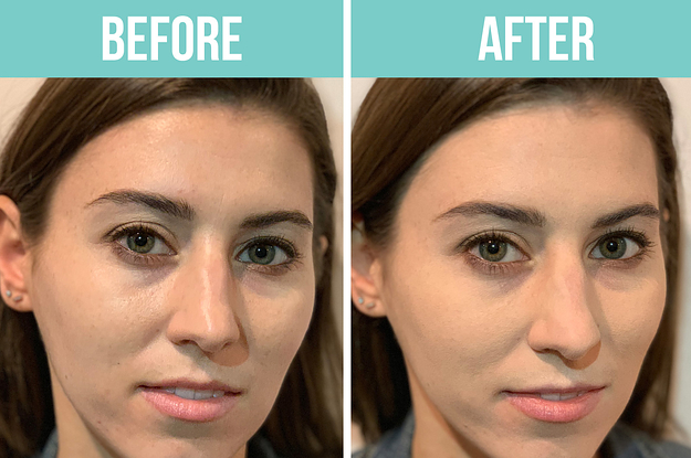 We Tried The Makeup That Makes It Look Like You Have An Actual Instagram Filter On Your Skin