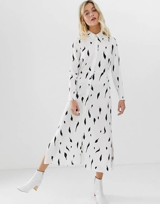 8b1fa349d54 A lightweight button-up maxi dress you can wear in a million and one  different ways — and trust me