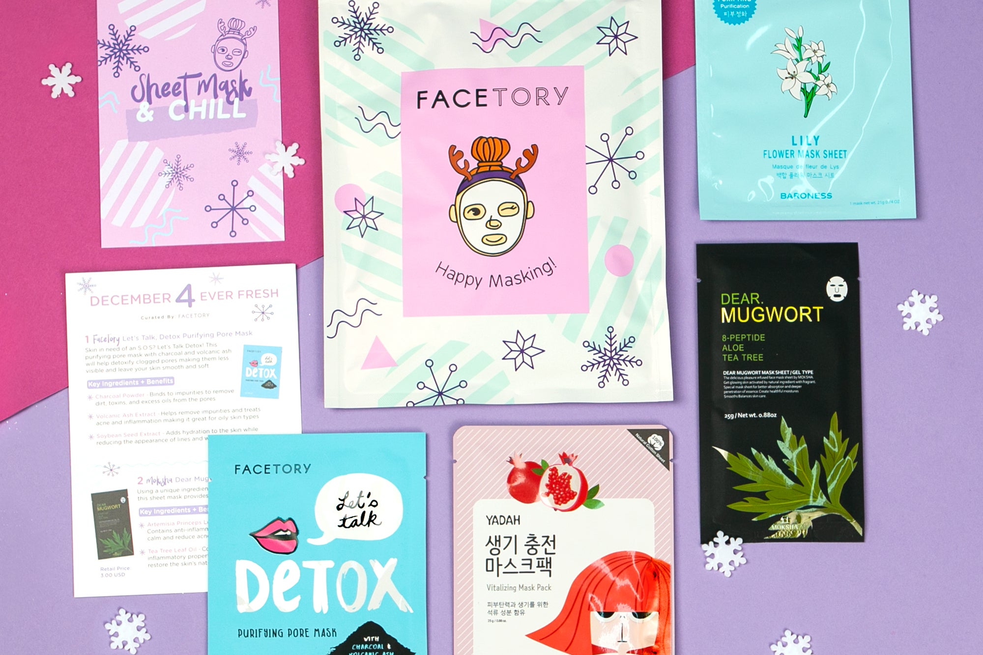 17 Sheet Masks You'll Wonder How You Lived So Long Without Buying