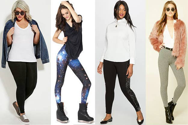 1ac1f58fbc 27 Stylish Pairs Of Leggings For Anyone Who Hates Actual Pants