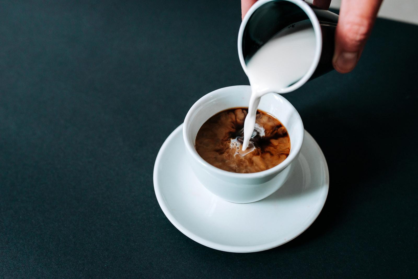 Coffee interracial milk — img 6
