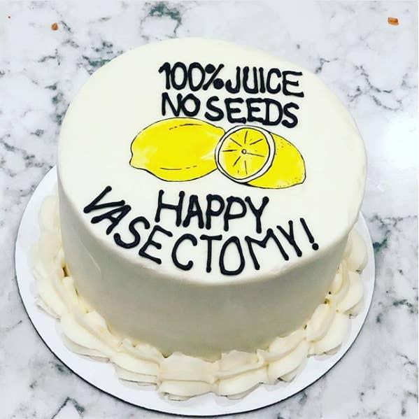 This 100 Juice No Seeds Cake