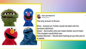 """Sesame Street"" Asked People Which Muppet They'd Take On A Deserted Island And The Debate Got Heated"