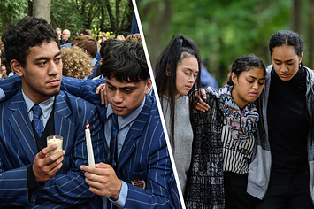 """We Are One"": Christchurch's Kids Want The World To Know They're Banding Together"