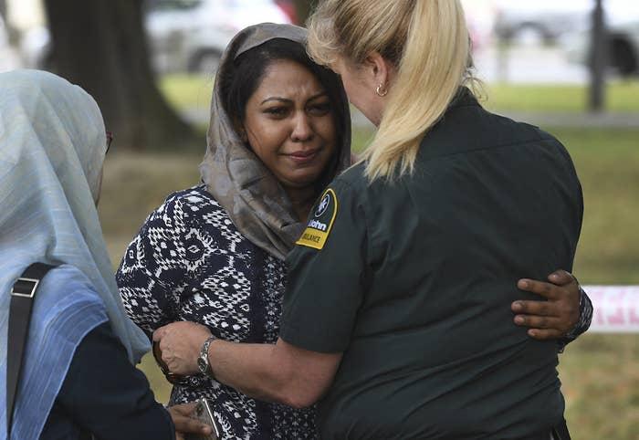 7794a5c314b4 Shooting Attacks At Christchurch