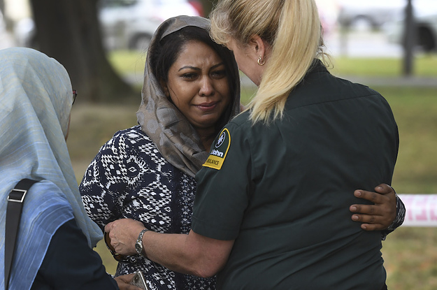 Shooting Attacks At Christchurch, New Zealand, Mosques Have Killed 50