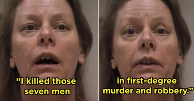 This documentary follows the filmmaker as he attempts to interview Aileen Wuornos, who was dubbed the world's first female serial killer. Wuornos murdered seven men between the years 1989 and 1990, and this film was even used by the defense in her trial in 2001.—Valarie Aparicio, Facebook