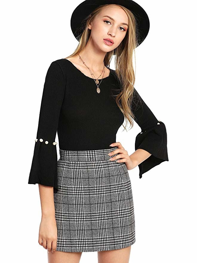 20 Stylish Skirts You Can Get On Amazon